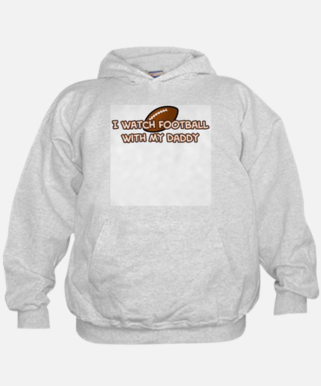 Chicago Football Daddy Hoodie