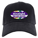 straight but not narrow Black Cap