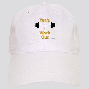 Yeah, I Work Out Shirts and G Cap