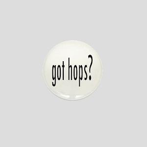 got hops? Mini Button