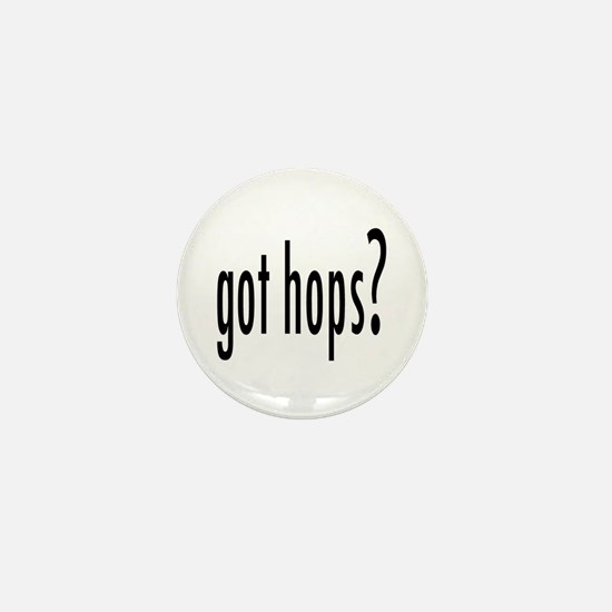 got hops? Mini Button
