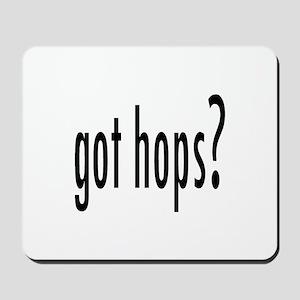 got hops? Mousepad
