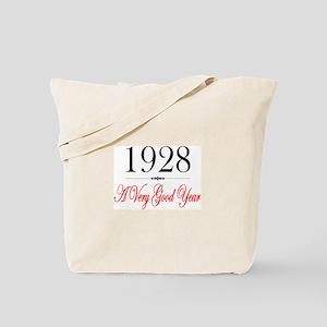 1928 Tote Bag