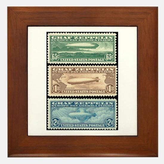 Unique Collection Framed Tile