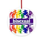 bisexual Keepsake (Round)