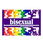 bisexual Postcards (Package of 8)