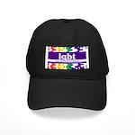 lgbt - lesbian, gay, bisexual Black Cap