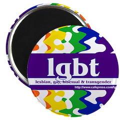 lgbt - lesbian, gay, bisexual Magnet