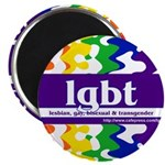 lgbt - lesbian, gay, bisexual Magnet