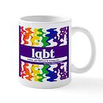 lgbt - lesbian, gay, bisexual Mug