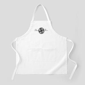 Nesian Flava Logo BBQ Apron