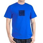 Longer, Harder, Deeper, Faster Dark T-Shirt
