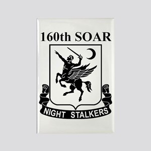 160th SOAR (2) Rectangle Magnet