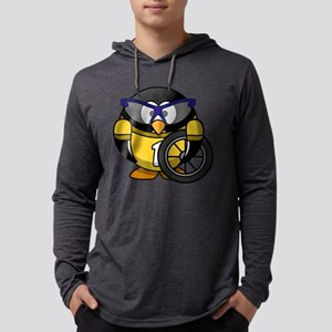 Racing Penguin Long Sleeve T-Shirt