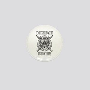 Combat Diver (1) Mini Button