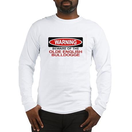 OLDE ENGLISH BULLDOGGE Long Sleeve T-Shirt