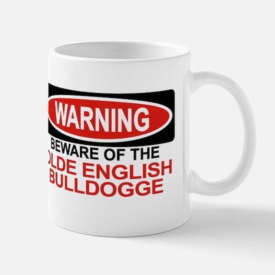 OLDE ENGLISH BULLDOGGE Mug