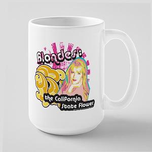 90210 Blondes California 15 oz Ceramic Large Mug