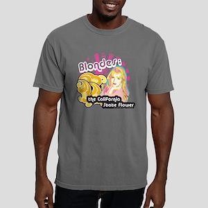90210 Blondes California Mens Comfort Colors Shirt