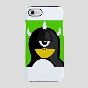 Cyclops Penguin iPhone 8/7 Tough Case