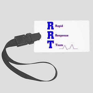 Rapid Response Team Luggage Tag