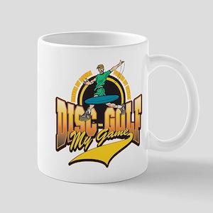Disc Golf My Game Mug