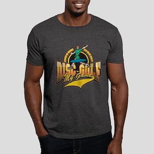 Disc Golf My Game Dark T-Shirt