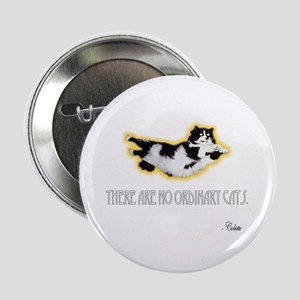 No Ordinary Cats Button