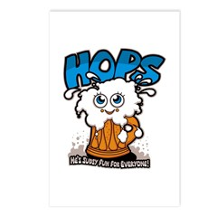 HOPS Postcards (Package of 8)