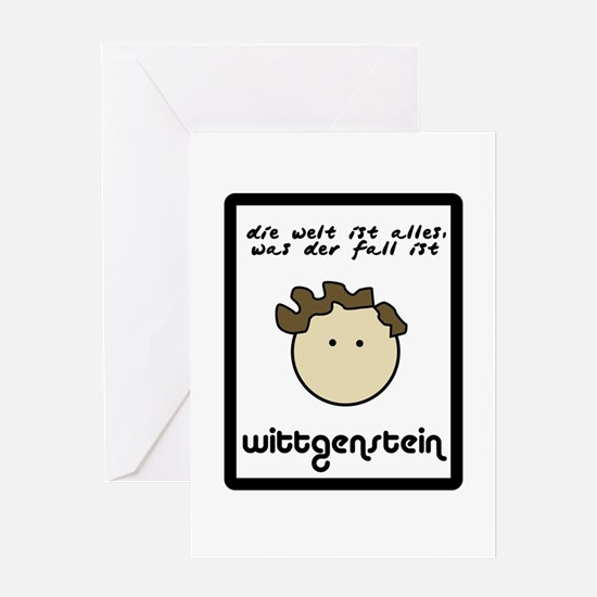 ABC Philosophy Greeting Cards