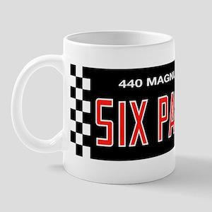 Six Pack Mug
