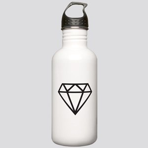 Diamond Stainless Water Bottle 1.0L
