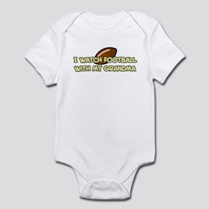 Green Bay Football Grandma Infant Bodysuit