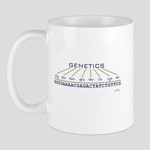 Genetics Mug