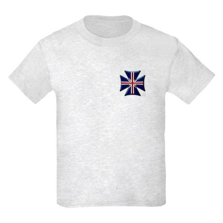 British Biker Cross Kids Light T-Shirt