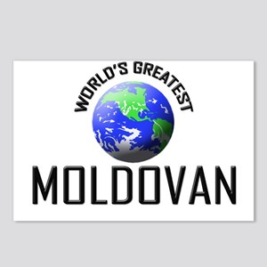 World's Greatest MOLDOVAN Postcards (Package of 8)