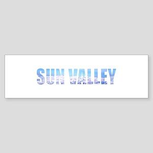 Sun Valley, Idaho Bumper Sticker