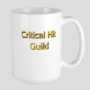 Critical hit outline Mugs