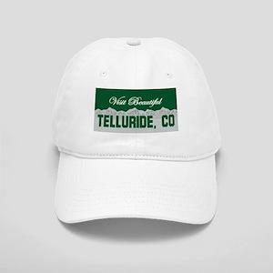 Visit Beautiful Telluride, Co Cap