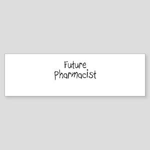 Future Pharmacist Bumper Sticker