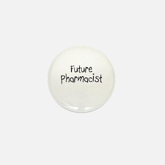 Future Pharmacist Mini Button