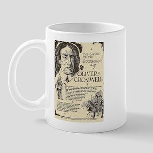 Oliver Cromwell Mini Biography Mugs