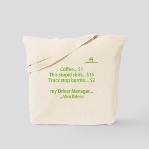 Coffee...$1... Tote Bag