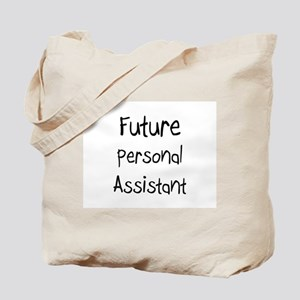 Future Personal Assistant Tote Bag