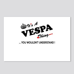 VESPA thing, you wouldn't Postcards (Package of 8)