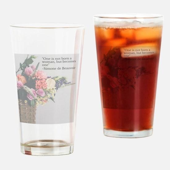Unique Simone Drinking Glass