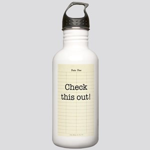 Check This Out Water Bottle