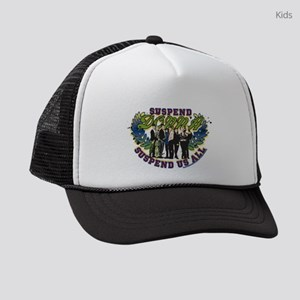 90210 Donna Suspend Us All Kids Trucker hat