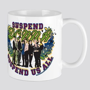 90210 Donna Suspend Us All 11 oz Ceramic Mug