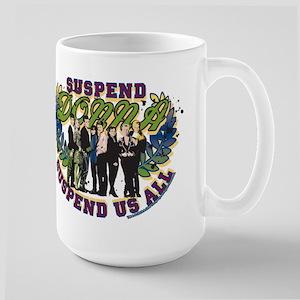 90210 Donna Suspend Us Al 15 oz Ceramic Large Mug